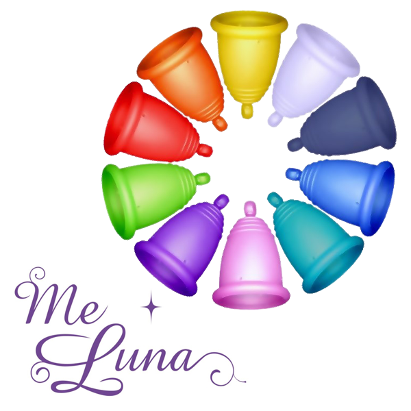 The Me Luna menstrual cups are made...
