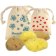 Savings sets Levant sponges
