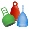 find your fitting menstrual cup  - Bloodmilla.de