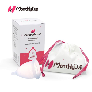 menstrual cup MonthlyCup NORMAL