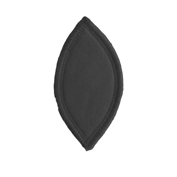VULVI interlabial pad REGULAR BLACK
