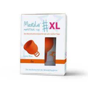 "Merula Menstruationstasse ""Fox"" XL"