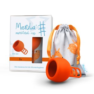 Merula Menstruationstasse fox