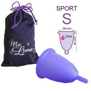 Me Luna CLASSIC S violett Stiel
