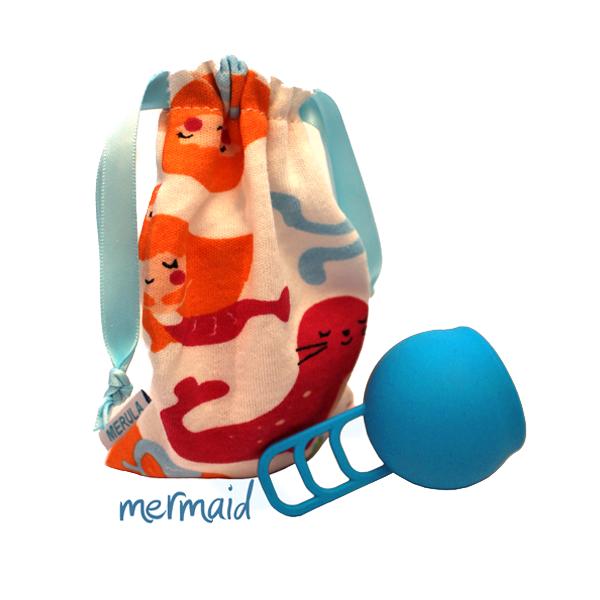 Merula Cup mermaid Menstruationstasse